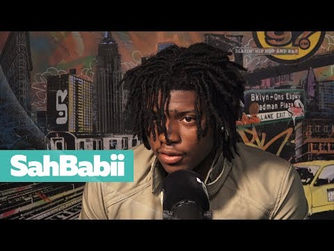 SahBabii Tells The Story Behind His Interesting Tattoos & What 'Stick' Really Means