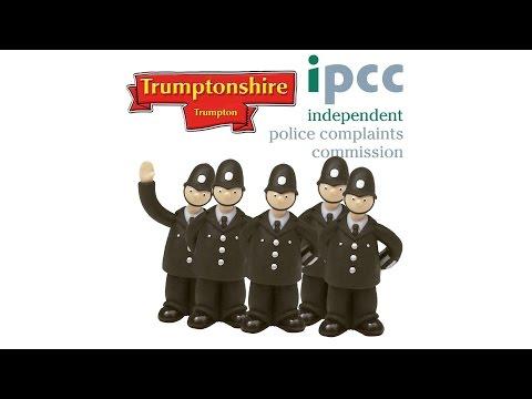 Ian Puddick Police Corruption & Lack of Accountability Presentation