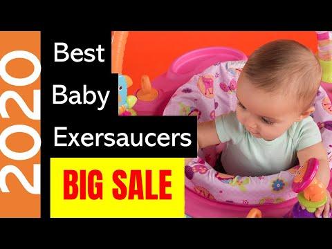9 Best Baby Exersaucers in 2020 | Baby Exersaucer Reviews