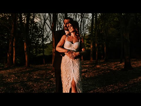 Rustic Barn Wedding Video, UK   Cissbury Barns, South Downs