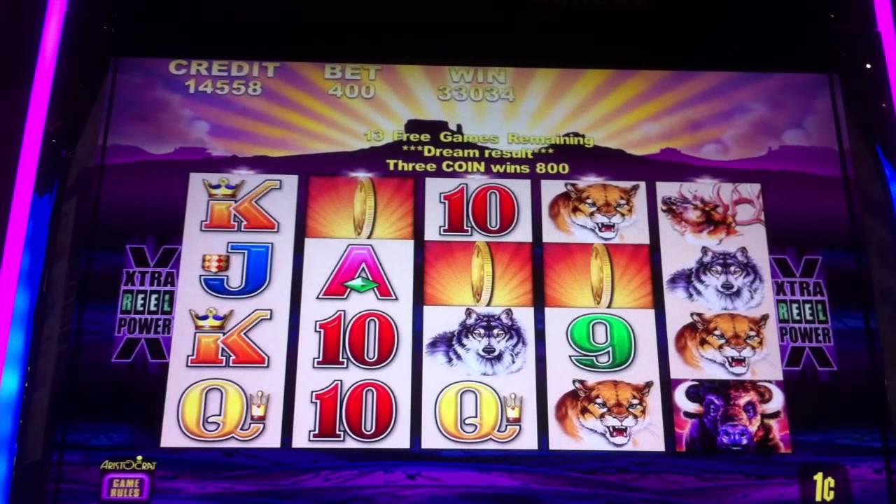 buffalo slot machine las vegas