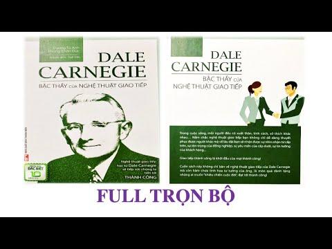 [Kho sách nói]   Bậc Thầy Của Nghệ Thuật Giao Tiếp - Dale Carnegie   Kho sách nói Channel