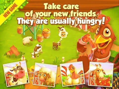 Top Farm игра на Андроид и iOS