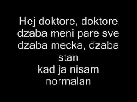 DJ Krmak  Doktore Lyrics