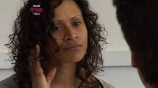 Merlin Series 2 BTS ~Angel Coulby as Guinevere~