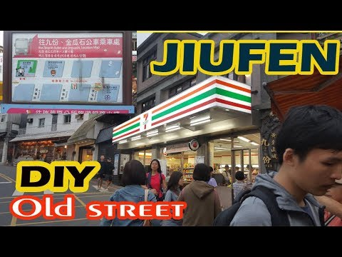 How To Get to Jiufen by train and bus step by step direction I taiwan,taipei
