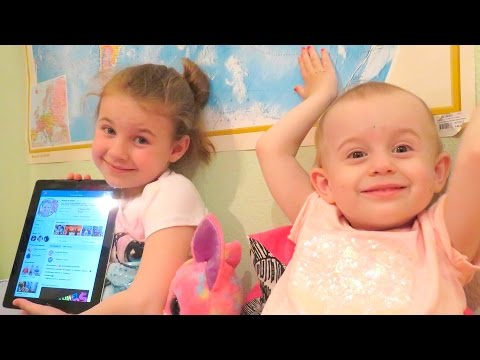 Ксюша и Алиса. Вопрос и ответ. Видео для детей. Отвечаем на вопросы.