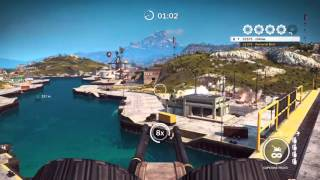 Just Cause 3 BOAT FRENZY 1 challenge 5 gears