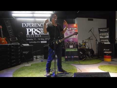 Valeton DAPPER DARK & SURGE EP-1 demo & clinic by Adhitya Pratama at Experience PRS 2017