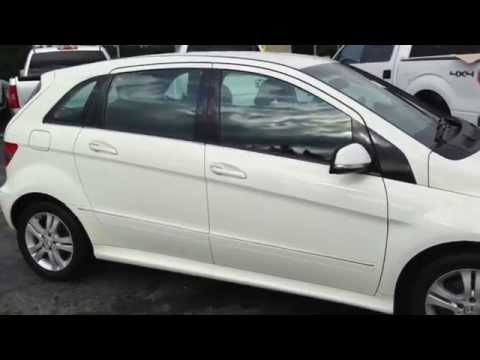 2007 MercedesBenz B200 Turbo for sale at Eagle Ridge GM  YouTube