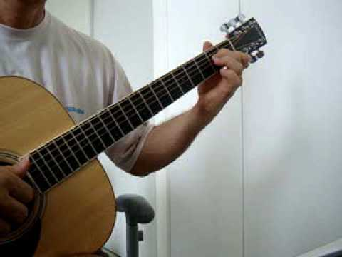 Edelweiss(The Sound of Music) - Larrivée Acoustic Guitar Travel Video