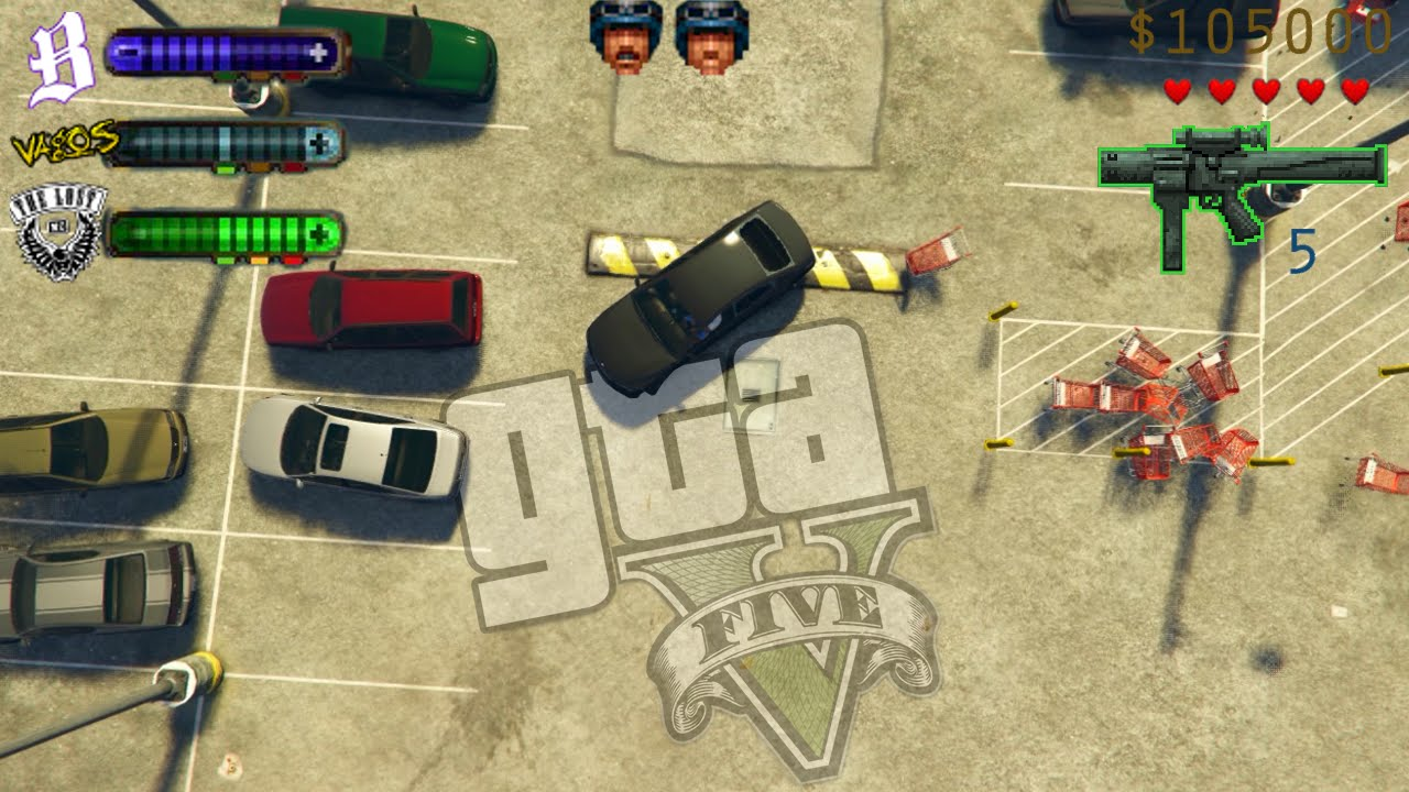 Toutes les images, screenshots, artworks et wallpapers de GTA 5 / GTA V