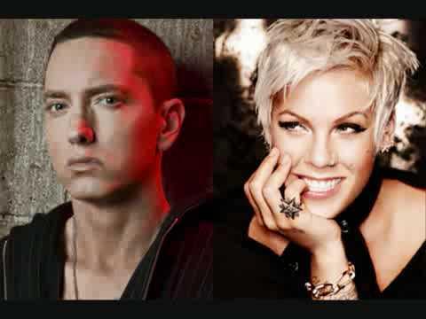 Eminem feat Pink  Won`t Back Down