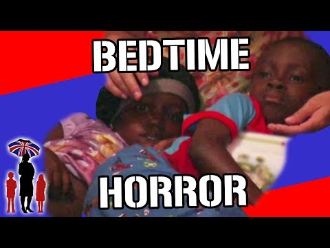 Adopted Kids Suffered Horrific Experiences At Bedtime In Ghana | Supernanny