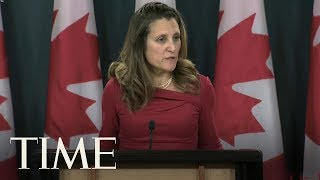 A Second Canadian Citizen May Have Been Detained In China, Official Says | TIME