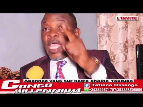 MIKE MUKEBAYI DE RETOURE DE L'AFRIQUE DU SUD  ATANGI KOMBO YA BA OPPOSANTS YA DOUBLE FACE.