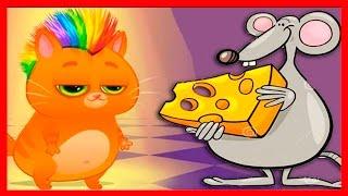 КОТЕНОК БУБУ #10 - Мой Виртуальный Котик - Bubbu My Virtual Pet игровой мультик для детей.