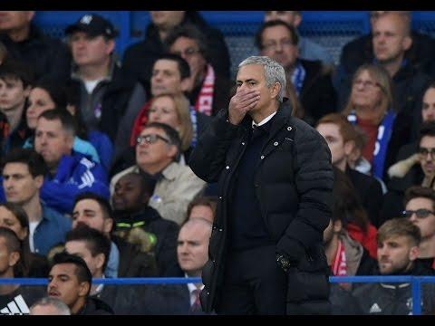 Chelsea vs Manchester United 4-0   MOURINHO RANT