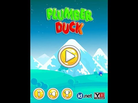 Plumber Duck (Puzzle Game)
