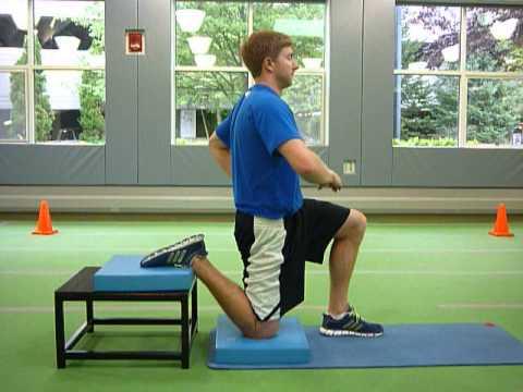 stretch advanced hip flexor and tfl  youtube