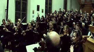 Oratorio de Noël par le choeur de Saint-Guillaume