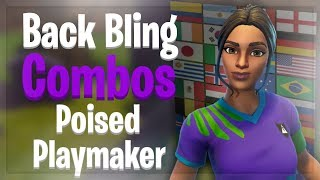 7 Poised Playmaker Combos! | Fortnite Skin Combos
