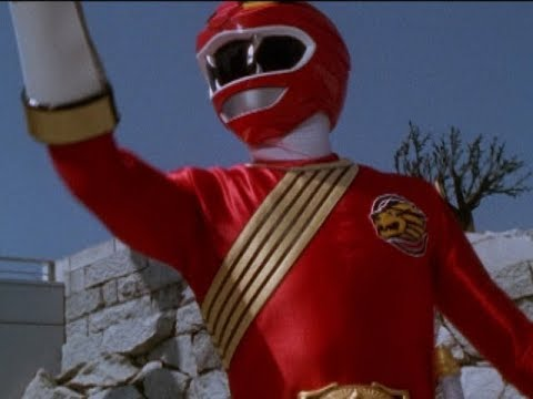 Power Rangers Wild Force - Power Rangers vs Freezer Org | Episode 9