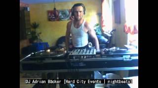 Video DJ Adrian Bäcker 100% Vinyl Mix Hardtechno/Schranz download MP3, 3GP, MP4, WEBM, AVI, FLV November 2017
