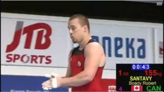 2017 World Junior Weightlifting 94 kg A