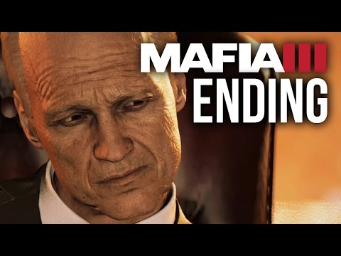 Mafia 3 ENDING Gameplay Walkthrough Part 35 (PS4/Xbox One) #Mafia3 #Ending