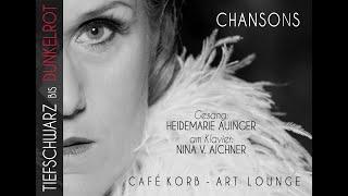 Heidemarie Auinger – Im Theater ist nichts los