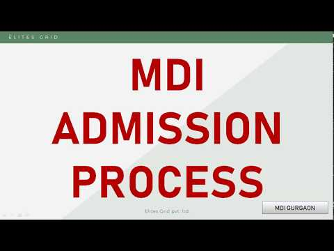 MDI Gurgaon | Everything you need to know | CAT 2018