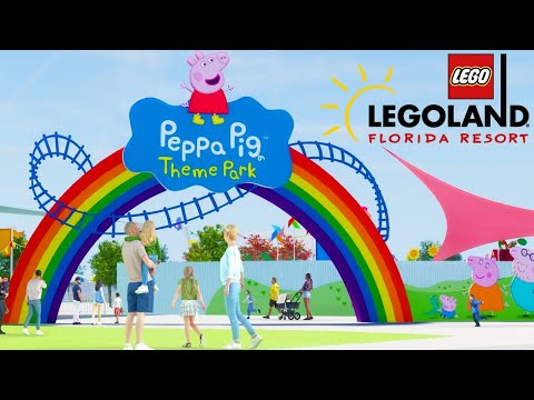 Peppa-Pig-Theme-Park-Coming-To-LEGOLAND-Florida-Resort-In-2022