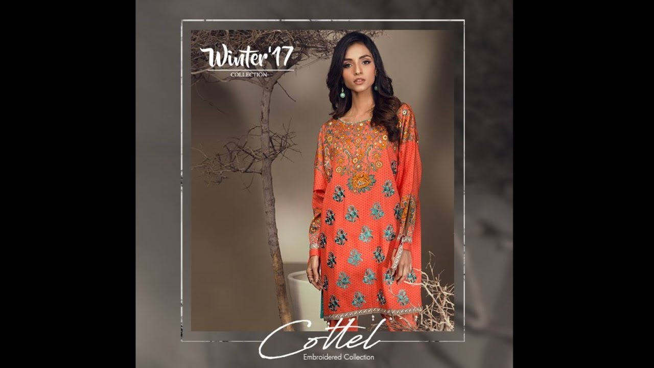 fcee8305f5 Orient Textiles Winter Collection 2018 - YouTube