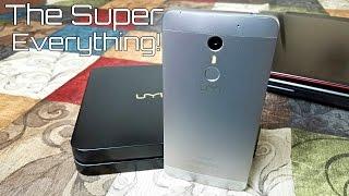 "Umi Super - ""Affordable Power"" - Helio P10 - 4GB Ram - Fingerprint - Android 6.0"