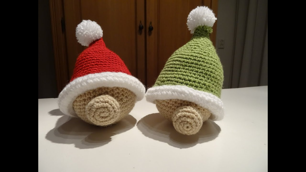 Kerstman Sneeuwpop Haken Santa Claus Snowman Crochet 12 Youtube