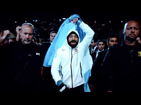 UFC Argentina: Cannetti Vs Vera
