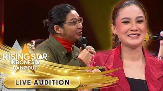 Download Mp3 Nella Kharisma Dan Pasha Ungu Baper Live Audition Rising Star Indonesia Dangdut