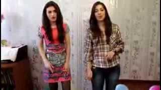 классно поют  кавказские девушки