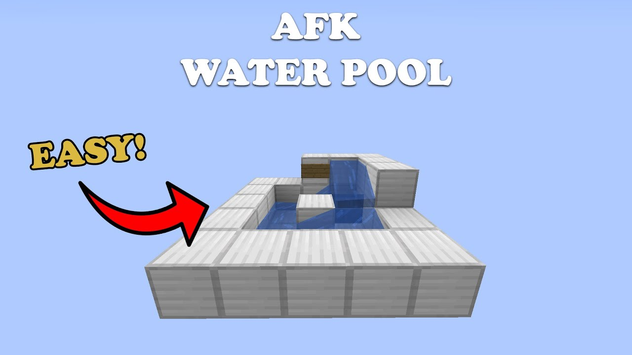 Solved How To Make An Afk Pool How Co