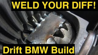 Weld Your Diff Today! -  S2E9 MillerTimeBMW