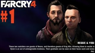 Far Cry 4 - Yogi & Reggie - Mission 1 - The Mouth of Madness (PC HD) [1080p]
