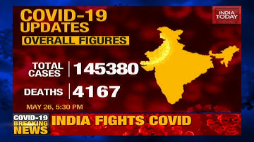 COVID-19 Update From Across The Country: Total Cases In India Stands At 1,45,380