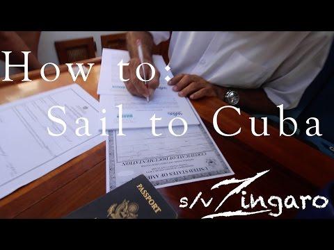 Sailing to Cuba 101