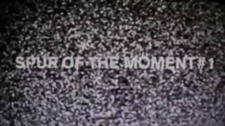"samon kawamura, new series: spur of the moment #1, ""THAIMA"" snippet..."