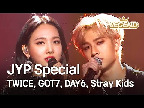 JYP Special - TWICE, GOT7, DAY6, Stray Kids [2018 KBS Song Festival / 2018.12.28]