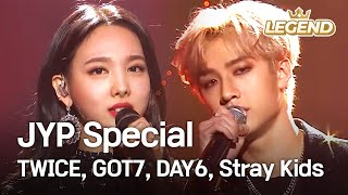 JYP Special - TWICE, GOT7, DAY6, Stray Kids