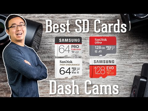 Best MicroSD Cards For Dash Cams In 2019 | Dash Camera 101