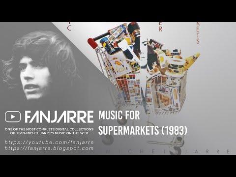 Jean-Michel Jarre - Music For Supermarkets