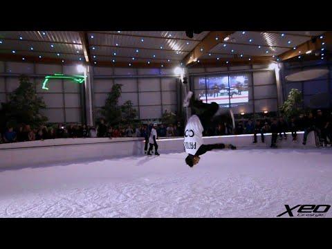 La Street -  Patinage / Freestyle Ice Skating
